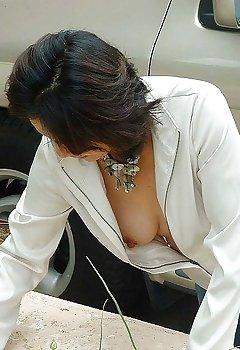 Brunette Tits Pics